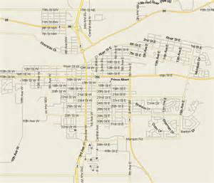 prince albert map saskatchewan listings canada