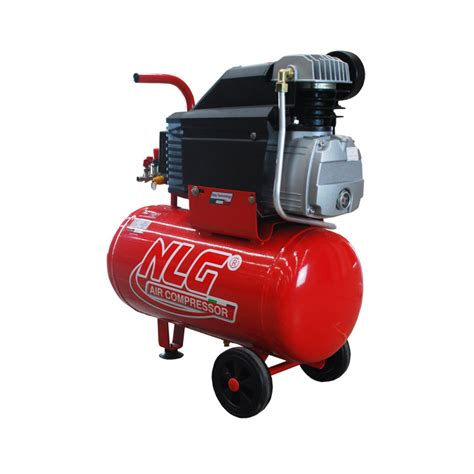 nlg direct driven air compressor kompresor listrik