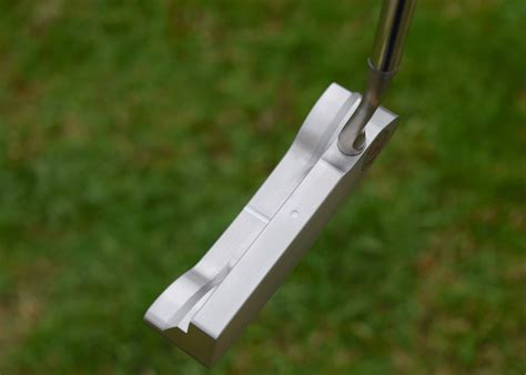 Handcrafted Putters - company profile ricky johnson custom putters