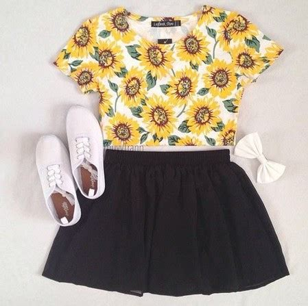 8 Ways To Wear Summer Clothes In Other Seasons by 8 Ways To Wear Classic Black Skirt In Summer