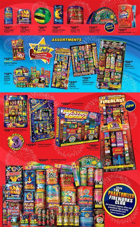 Phantom Fireworks Coupons Printable