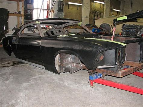 69 mustang shell 1969 mustang fastback shell sale images