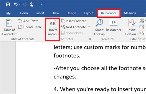 format all footnotes word how and when to use microsoft word footnotes and