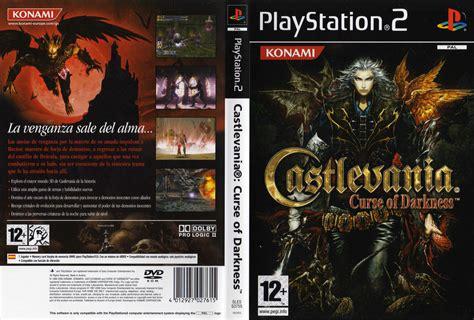 time to play castlevania 2 castlevania curse of darkness capa02 capas catalogadas