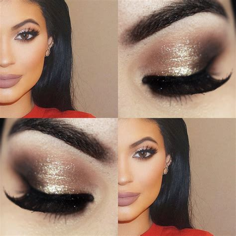 eyeliner tutorial kylie jenner 10 maquiagens de kylie jenner