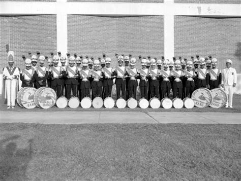 sections of a marching band florida memory famu marching band percussion section