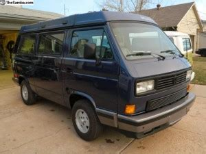 subaru ft collins 1991 vw westfalia 110k new 2 2 subaru motor ft