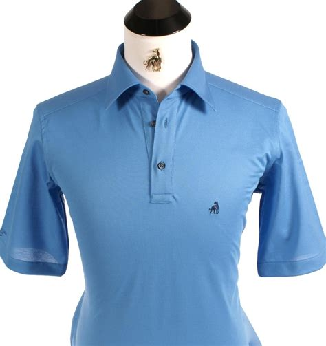 treccani custom polo shirts bring luxury