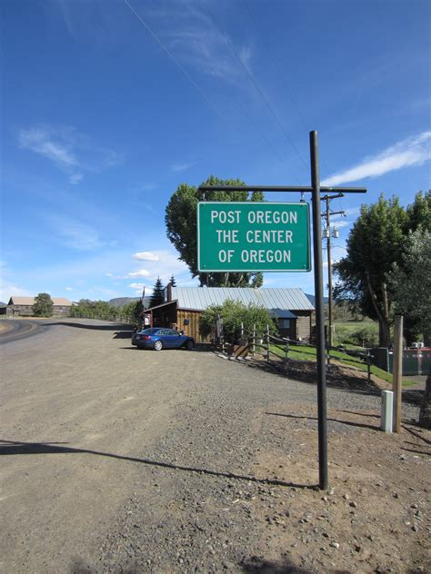 Free Detox Centers In Eugene Oregon by The Geographic Center Of Oregon Not Your Average Engineer