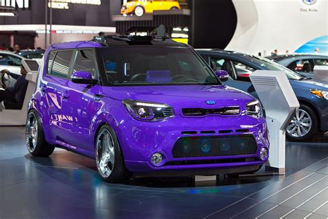 Kia Soul Purple Auto Manufacturers Issue Recalls For Gas Pedals And