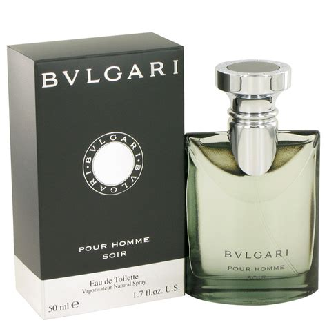 Parfum Bvlgari Soir lot of 1 bvlgari pour homme soir cologne by bvlgari eau de toilette spray 1 7 oz on ebid united