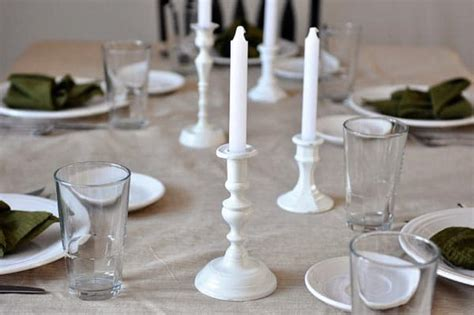 family candlelight dinner tips how to s and menus