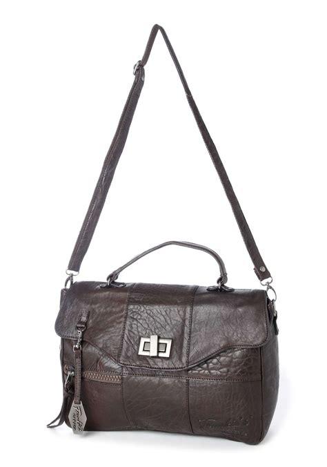 Quicksilver Bronx Darkbrown by Frankies Garage Bronx Business Bag Business Tasche