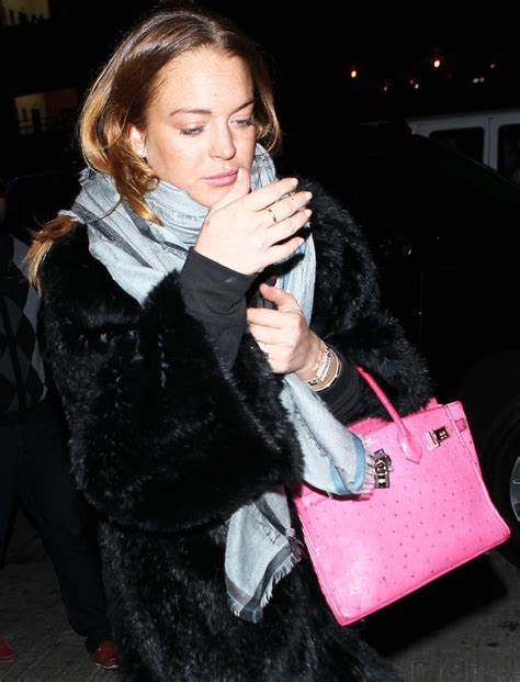 Lindsay Lohan Louis Vuitton Key Holder by Celebrate Louis Vuitton And More In Our Look