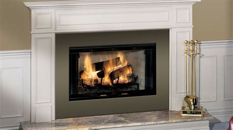 prefab fireplace inserts prefabricated zero clearance fireplace traditional style