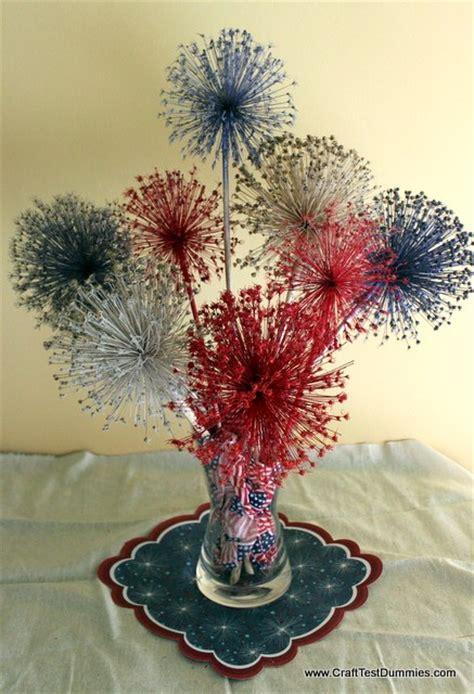 allium fireworks centerpiece home and garden