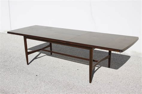 dining room tables with extension leaves midcentury mahogany dining table with extension leaf at