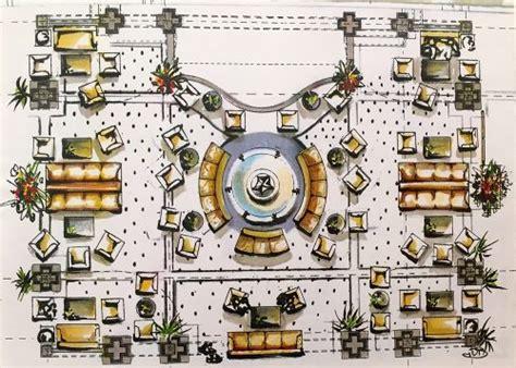 Hotel Lobby amj design ? Val Beau