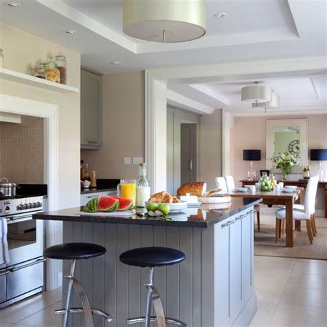 family kitchen design ideas open plan family kitchen