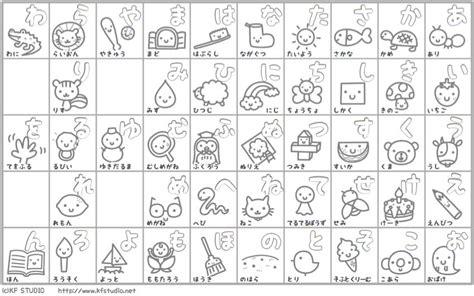 hiragana alphabet chart number names worksheets 187 blank alphabet chart free