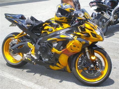 suzuki gsx r 750 custom paint custom motorcycles