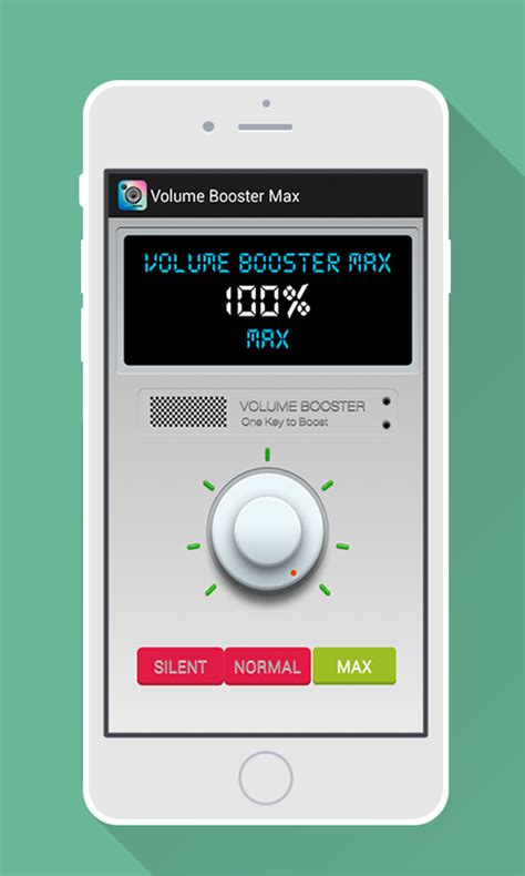 volume booster max free app android freeware - Volume Booster For Android Phone
