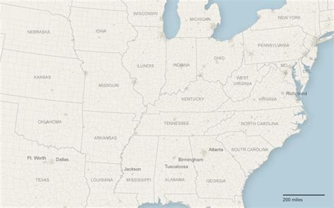 eastern united states interactive map eastern united states interactive map