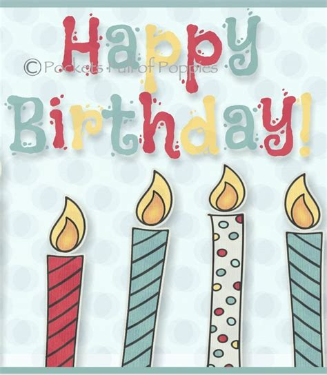 printable birthday cards money printable gift card holder birthday candles bright and
