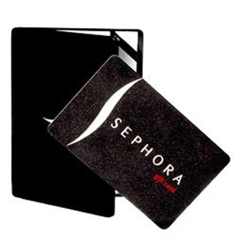Free Sephora Gift Card - 25 sephora gift card giveaway debt free spending