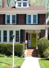 front door colors for brick house 10 bold inspiring front doors