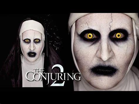 tutorial makeup valak valak makeup tutorial conjuring 2 inivindy doovi