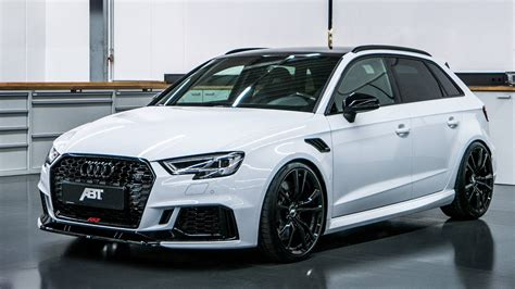 Audi Rs3 Abt by Abt Sportsline Makes Audi Rs 3 Supercar Fast With 500 Hp