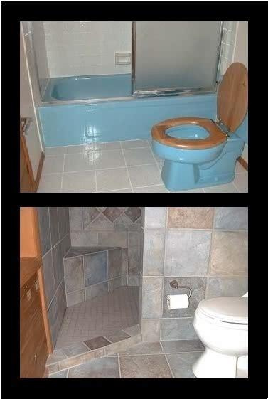 Doorless Walk In Shower Doorless Showers For Small Bathrooms