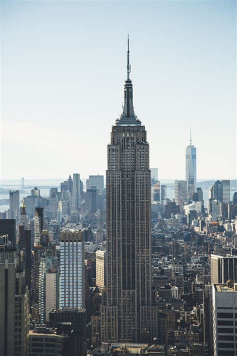 new york portrait of winter light skyline beautiful nyc city portrait view architecture travel amazing new york new