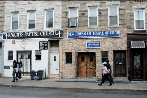 pentecostal churches in the bronx