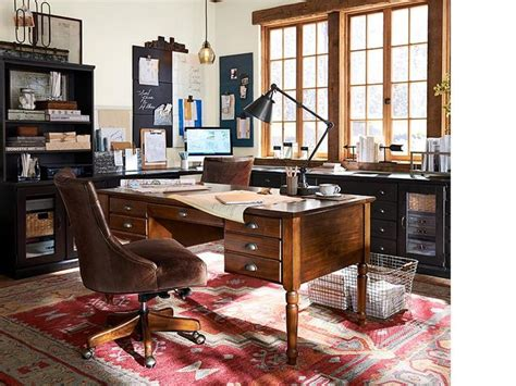 Home Office Ideas Pottery Barn Pottery Barn Home Office Design Ideas Home Design And Style