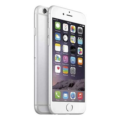 apple iphone  att refurbished phone white silver cheap phones