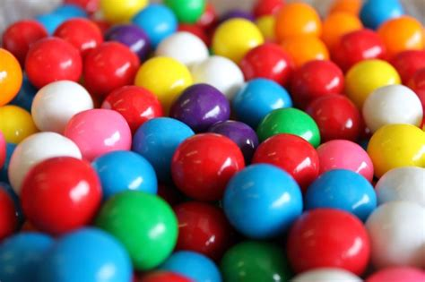 Or Gum Chewing Gum