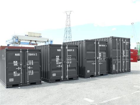Containers Marseille, location vente de containers RESOTAINER