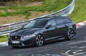 Jaguar Sportbrake Review 2014 Jaguar Xfr S Sportbrake Drive