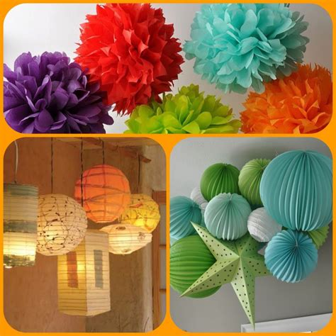 How To Make A Paper Chandelier For - how to make a diy paper lantern chandelier
