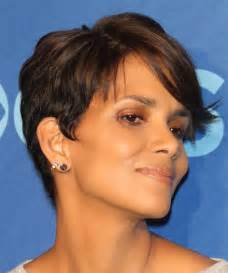 back view of halle berry hair halle berry hairstyles for 2017 celebrity hairstyles by