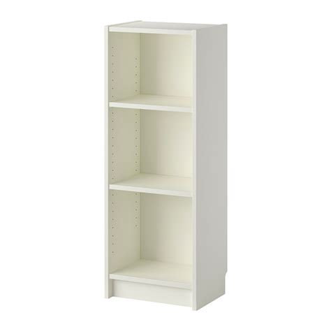 Ikea Narrow Bookcase Billy Bookcase White Ikea