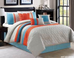 Orange And Blue Quilt Bedding Blue And Gray Comforter Sets King Size 2017 2018 Best
