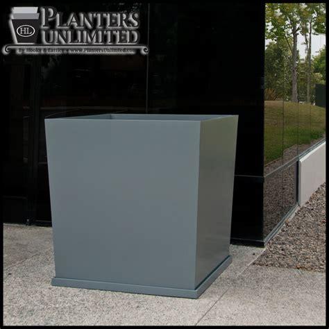 large commercial planters large commercial fiberglass planters planters unlimited