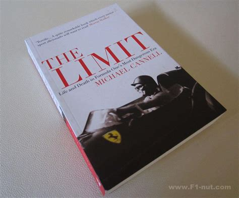 limits books book review the limit by michael cannell f1 nut