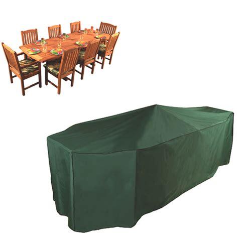 premier luxury rectangular patio set cover 8 seat