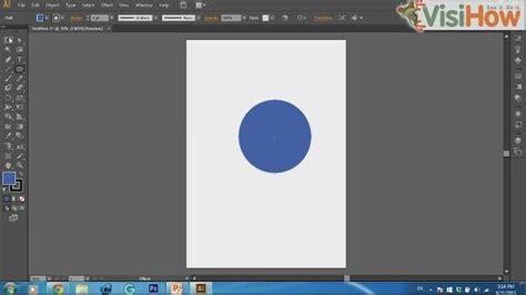 adobe illustrator cs6 gradient create gradient in adobe illustrator cs6 visihow