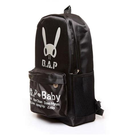 tas bap backpack bap b a p matoki backpack kpopmerchandiseworld