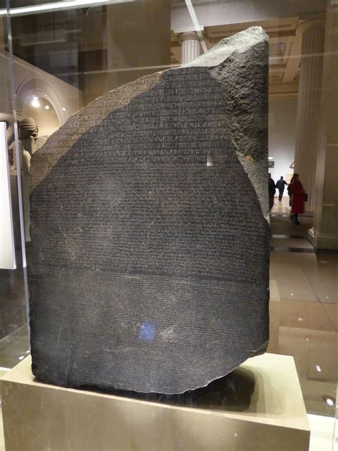 rosetta stone museum caro ramsay s blog the british museum february 01